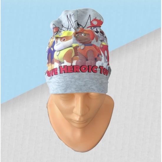 Chlapčenská čiapka Paw Patrol model 2