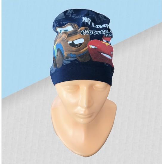 Chlapčenská čiapka Cars