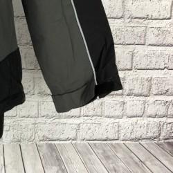 Sivá outdorová bunda