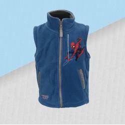 Bledomodrá vesta Spiderman