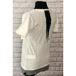 Biele tričko freestyle