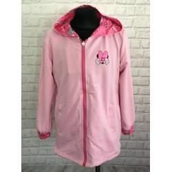 Prechodná ružová bunda Minnie