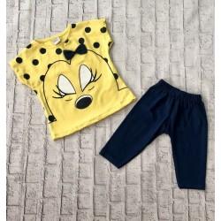 Žlto-modrá súprava Minnie