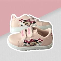 Dievčenské tenisky Minnie - ružové