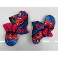 Chlapčenské detské rukavice cars